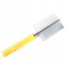 Smart Grooming Double Sided Mane Comb