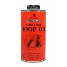 Carr, Day and Martin, Vanner and Prest Hoof Oil