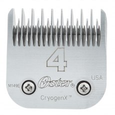 Oster No 4 Dog Grooming Clipper Blade, 9.5mm