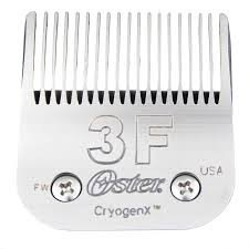 Oster No 3F Dog Grooming Clipper Blade, 13mm