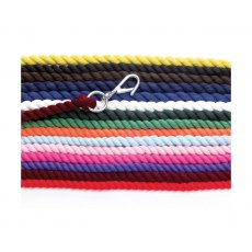 Soft Cotton Lead Rope - Trigger Hook