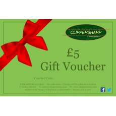 Clippersharp Gift Voucher