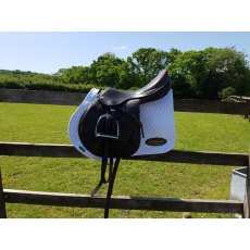 Clippersharp Branded Griffin Nuumed Close Contact Saddlepad