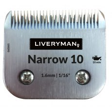 Liveryman Harmony No 10 (1.6 mm) Trimmer blade
