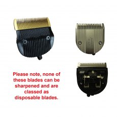 Clipper & Trimmer Blade Sharpening