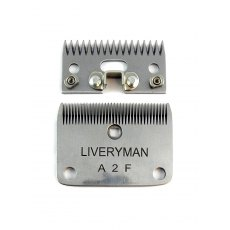 Lister Fit Metal Socket Fine Blades (Liveryman Branded)