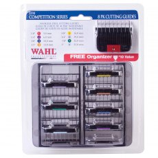 Wahl Blade Attachment Cutting Guides (8 Pack) Compatible with A5 blade system