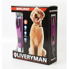 Liveryman Purple Bruno Dog