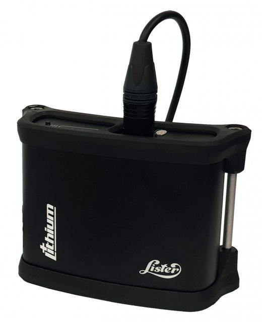 Lister Lister Liberty Complete Battery Pack (Lithium)