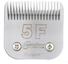 Oster Oster No 5F Dog Grooming Clipper Blade, 6.3mm