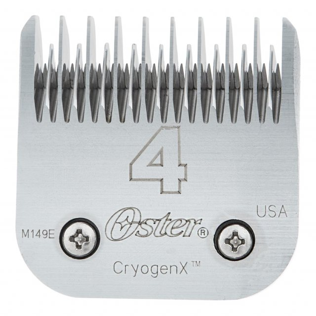 Oster Oster No 4 Dog Grooming Clipper Blade, 9.5mm