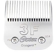 Oster Oster No 3F Dog Grooming Clipper Blade, 13mm