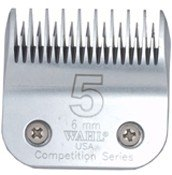 Wahl Wahl Competition No 5 Clipper Blade - Great for Dog Grooming