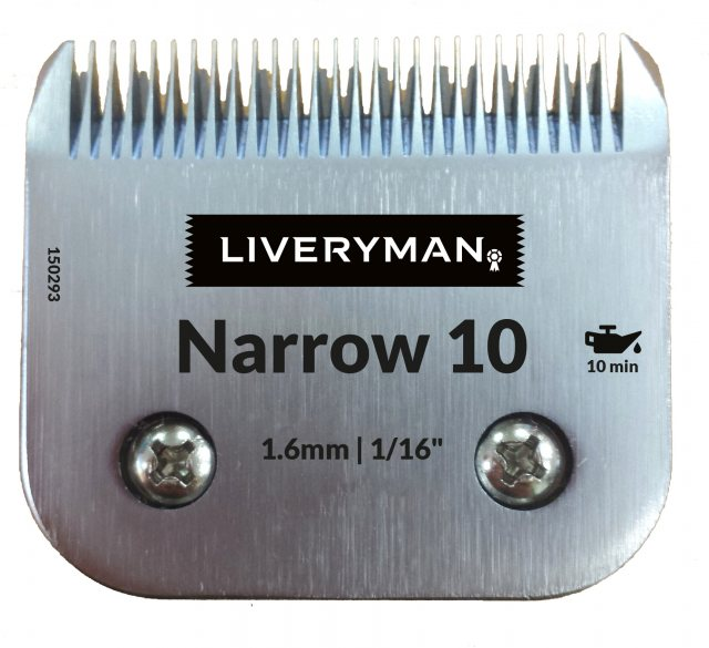 Liveryman Liveryman No 10 (1.6 mm) Trimmer blade