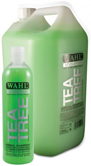 Wahl Wahl Tea Tree Animal Shampoo