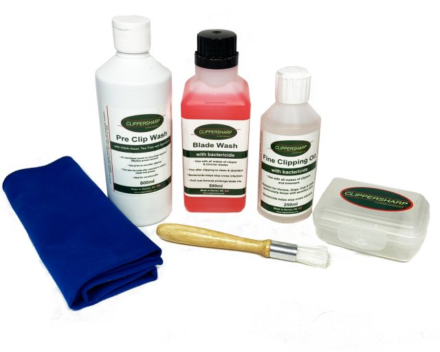 Clippersharp Clipping Essentials Kit