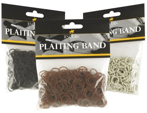 Lincoln Lincoln Rubber Plaiting Bands