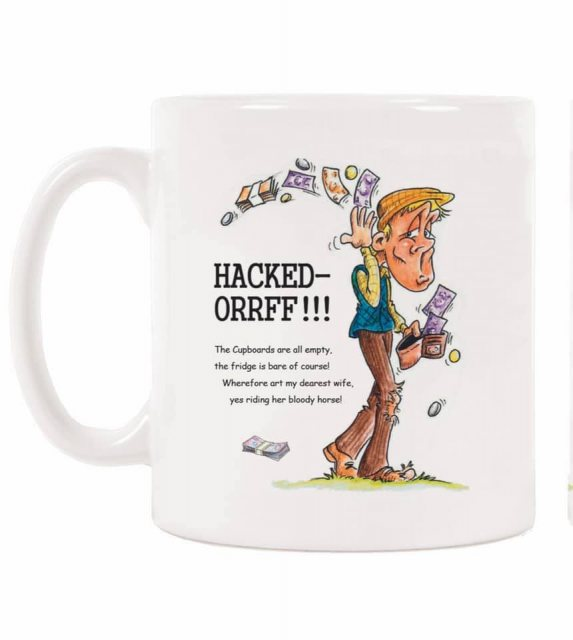 Clippersharp Hacked Orrff Original Mug