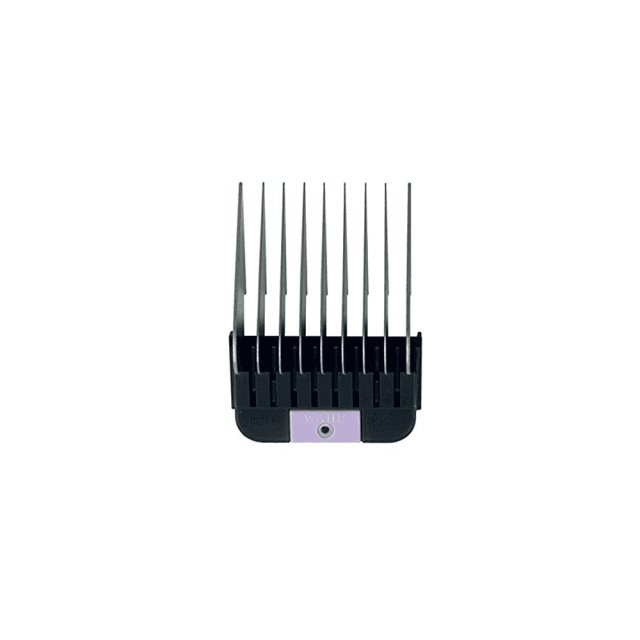 "Wahl Wahl #6 Individual Snap-On Comb – 3/4"", Lilac"