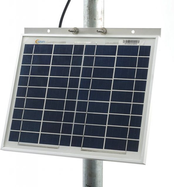 Solar Technology SolarMate Supercharger Solar Panel